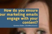 Get more out of your email marketing .. Gemma Baker, Click4Assistance