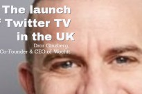 Twitter launches UK original programming : Comment from Dror Ginzberg, Co-Founder & CEO of Wochit