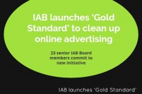 IAB launches 'Gold Standard' to clean up online advertising
