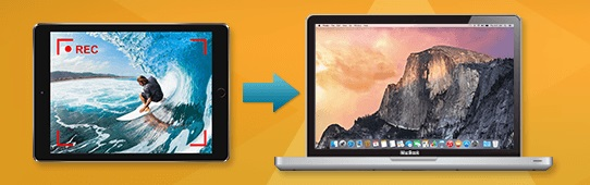 Recording videos from an iPad Screen with Movavi Screen Capture Studio for Mac