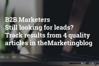 B2B Marketers – Still looking for new leads in October, November and December?