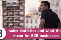 8 sales statistics and what they mean for B2B businesses