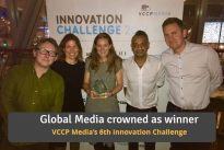 VCCP Media's 6th Innovation Challenge sees Global Media crowned as winner