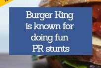Burger King serves beaten up burgers to highlight bullying .. by Lydia Bryant