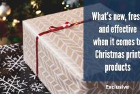 Is your business looking for something different – Christmas cards, folded calendars, pillow boxes, photo gifts?