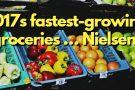 """Healthy eating and """"big nights in"""" drive 2017s fastest-growing groceries"""