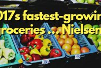 "Healthy eating and ""big nights in"" drive 2017s fastest-growing groceries"