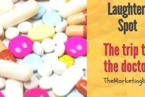 """Laughter Spot """"The trip to the doctor"""""""
