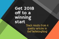 B2B Marketers : Still looking for new leads – get 2018 off to a winning start