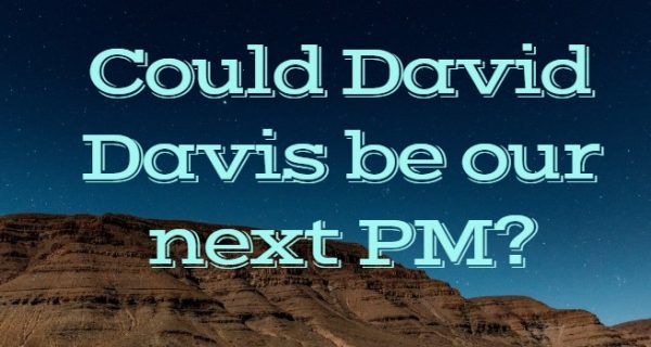 Could David Davis be our next PM?