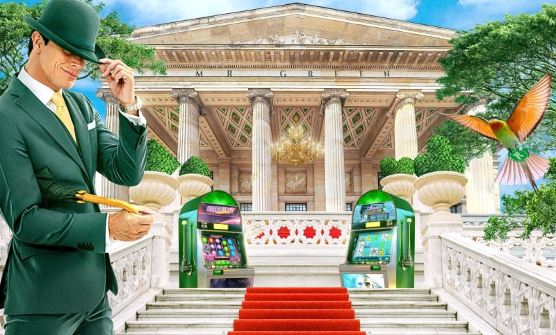 Mr green casino welcome offer