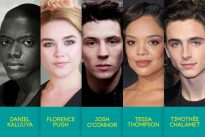 Awards : The nominees for the EE Rising Star Award at BAFTA 2018