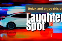 """Laughter Spot : """"Give me a good excuse and I'll let you go"""""""