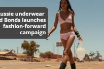 It's so hot that no-one is wearing clothes – well just their Bonds underwear