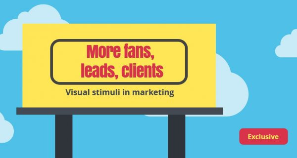 Exclusive : The importance of visual stimuli in marketing