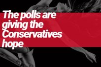 Research : The polls are giving the Conservatives hope, but Jeremy Corbyn's not worried