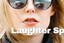 """Laughter Spot : """"The one about blonde cops"""""""