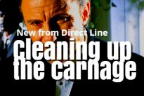 New campaign – Cleaning up the carnage – Direct Line