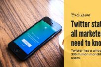 Twitter statistics all marketers need to know in 2018