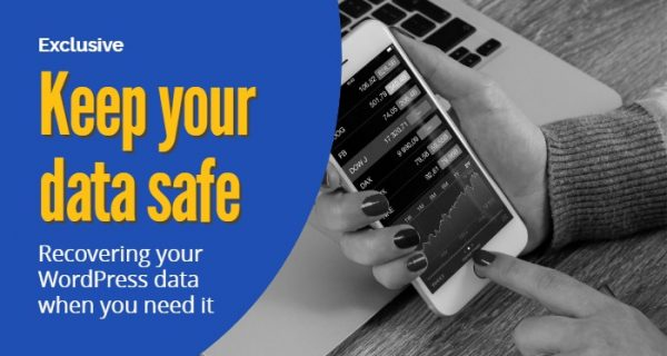 Effective backup plugins for WordPress to keep your data safe … Exclusive to theMarketingblog