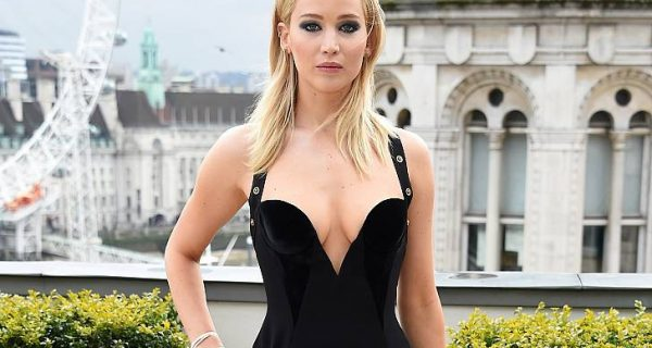 Criticised for wearing a revealing dress