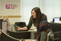 Last year saw a record 414,000 #StartUps founded in the UK … @BritishBBank