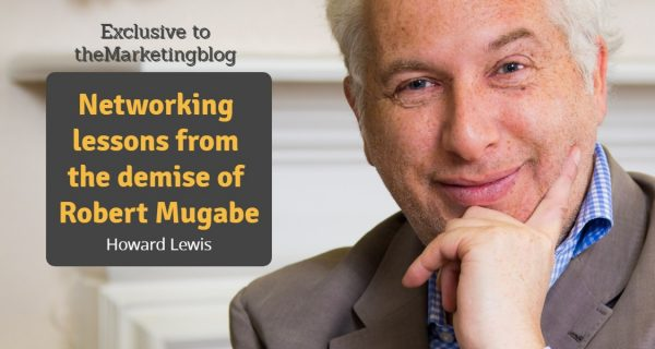 [Exclusive] … Spreading the word ….  Networking lessons from the demise of Robert Mugabe