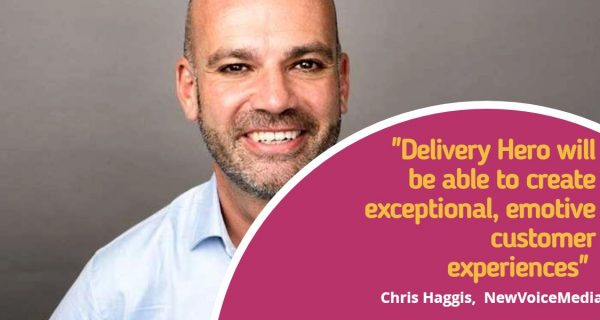 Delivery Hero selects NewVoiceMedia as contact centre partner to transform global customer experience