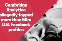 """Thanks to Channel 4 news """"Cambridge Analytica could be fried"""""""