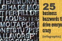 25 business buzzwords that drive everyone crazy [Infographic]