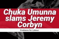 Problems for Labour  : Chuka Umunna slams Jeremy Corbyn over anti-Semitic mural row