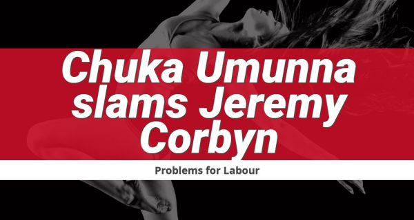 Problems for Labour  : Chuka Umunna slams Jeremy Corbyn over anti-Semitic mural row