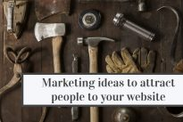 Top marketing ideas for contractor websites