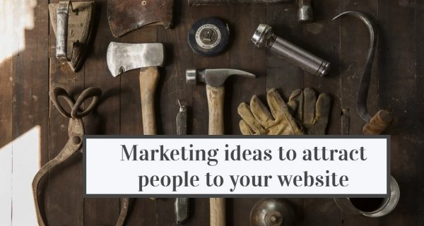 Top marketing ideas for contractor websites