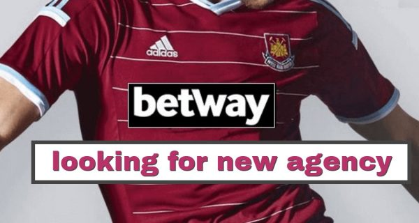 Betway begins search for new creative agency after seven year partnership