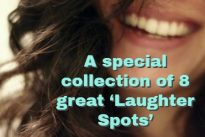 A special collection of 8 great 'Laughter Spots'