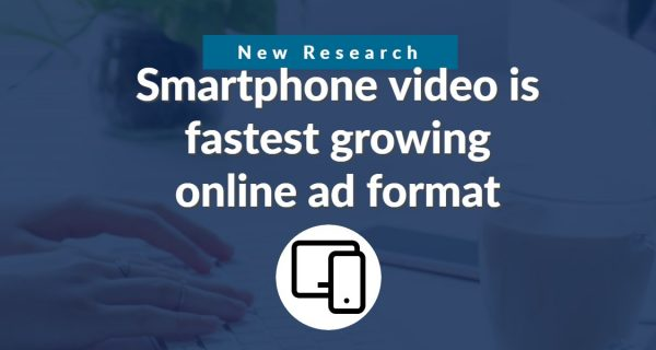 New Research : Smartphone advertising grew 37.4% to account for 45% of internet ad spend