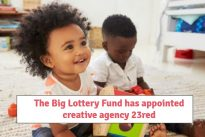 The Big Lottery Fund has appointed creative agency 23red to lead a new campaign