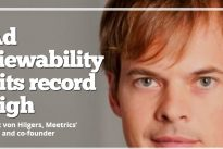 """""""UK ad viewability levels have hit their highest level since records began"""" … Meetrics"""