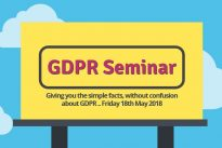 "Events : ""GDPR – Respondents, Research and the Law"" – exploring the key issues that may have been overlooked"
