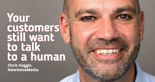 Why conversation holds the key to transforming your omni-channel customer experience … NewVoiceMedia