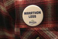 Buxton creates commuter badges to support Virgin Money London Marathon runners