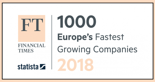 NewVoiceMedia named in FT 1000 list of Europe's fastest-growing companies