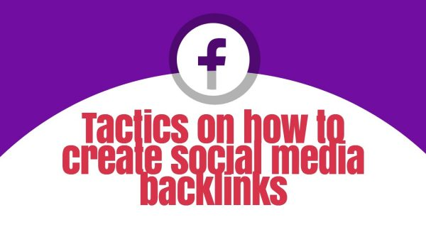 Tactics on how to create social media backlinks … especially written for theMarketingblog