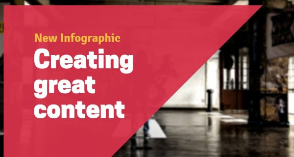 Infographic : Creating great content that accomplishes your business goals