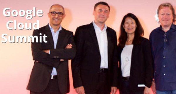 Events : WONDER London kicks off 2018 event series with Google Cloud Summit : Madrid