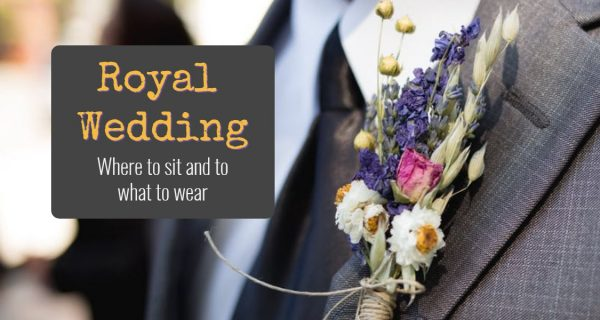 Get up to speed on royal wedding etiquette