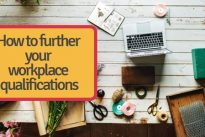 Easy ways to further your workplace qualifications … Exclusive to theMarketingblog
