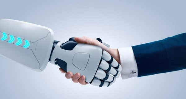 How long will it be before robots replace customer service agents?