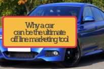 Why a car can be the ultimate offline marketing tool .. exclusive